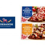 Leksands knekkepizza ® / Jensen & Co