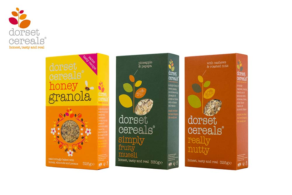 Dorset Cereals / Jensen & Co